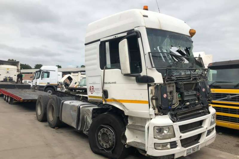 MAN Chassis cab TGS 26 440 Truck