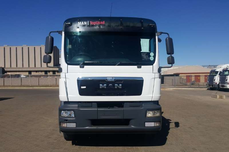 MAN Dropside TGM 25 280 BLL 6x2 With Dropside Truck