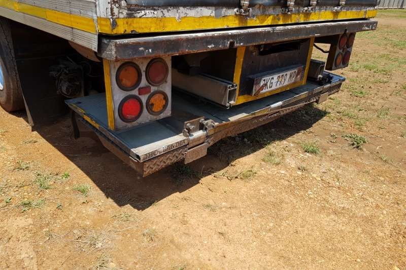 MAN Fridge truck MAN TGS25.280 Thermoking unit, From R270000 Truck