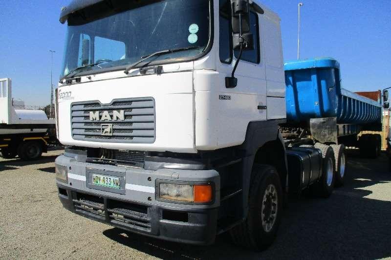 MAN MAN 27 463 D/Diff Truck