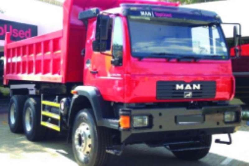 MAN Tipper CLA 26 280BB Truck
