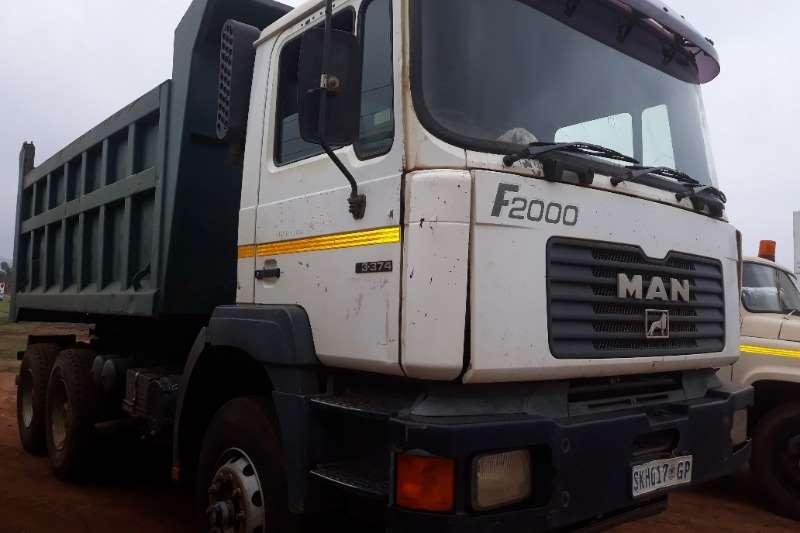 MAN Tipper MAN F2000 33 374 TIPPER 10M3 Truck