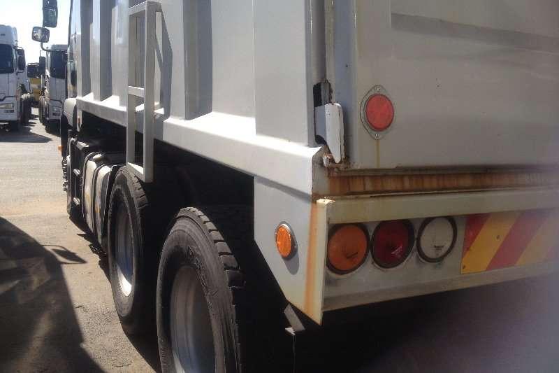 MAN Tipper MAN TGA 26.400 10 CUBE Truck