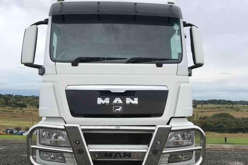 MAN Double axle 2012 MAN TGS 26 440 Truck-Tractor