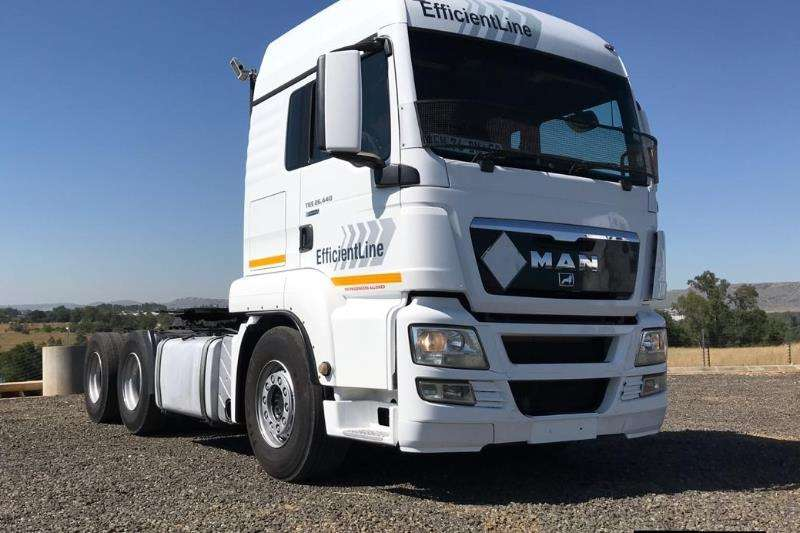 MAN Truck-Tractor Double Axle 2013 MAN TGS 26-440 Efficientline 2013