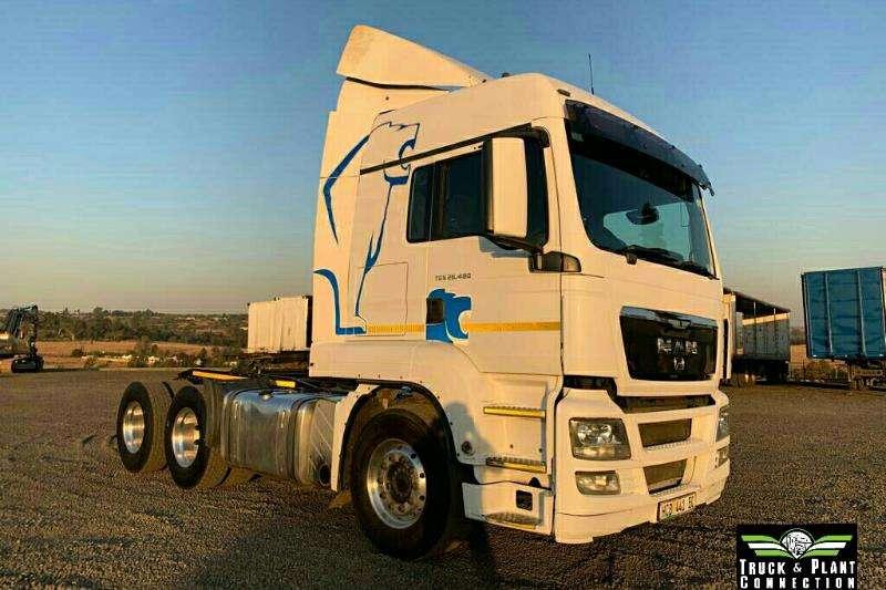 MAN Truck-Tractor Double Axle 2013 MAN TGS 26-480 2013