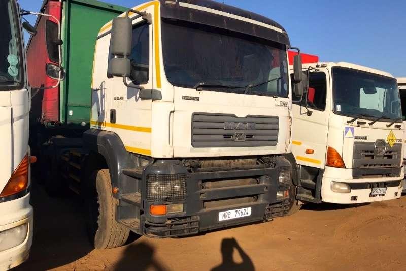 MAN Double axle TGA 33 480 Truck-Tractor