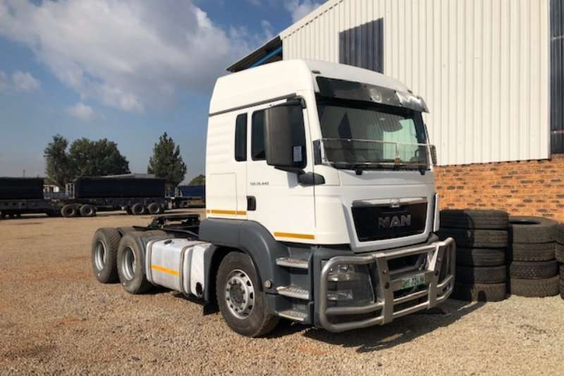 MAN Double axle TGS 26.440 6x4 T/T Truck-Tractor