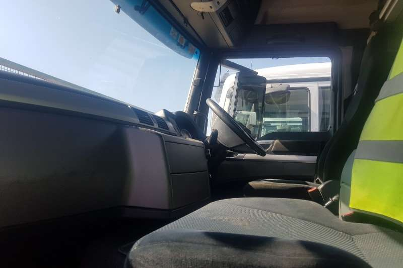 MAN Double axle TGS 26 480 Truck-Tractor