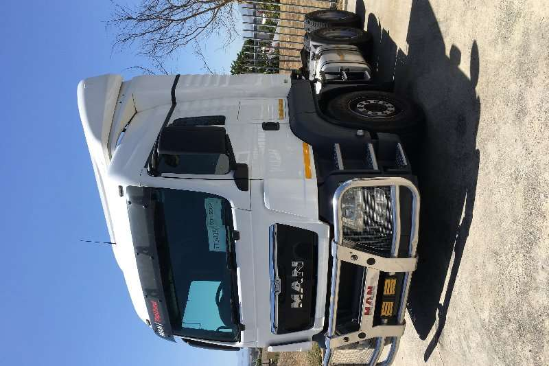 MAN Truck-Tractor Double Axle TGS 27-440 BBS LX 2016