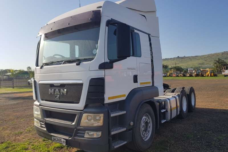 MAN Double axle TGS26.440 Truck-Tractor