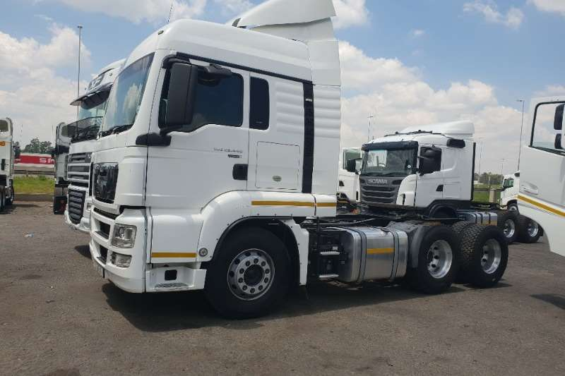 MAN Double axle TGS26 440 Truck-Tractor