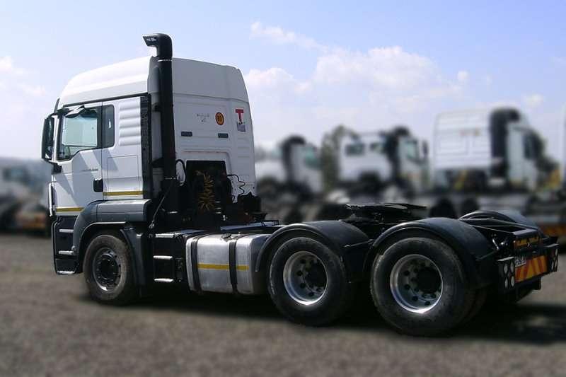 MAN MAN TGS 26.440 Truck-Tractor