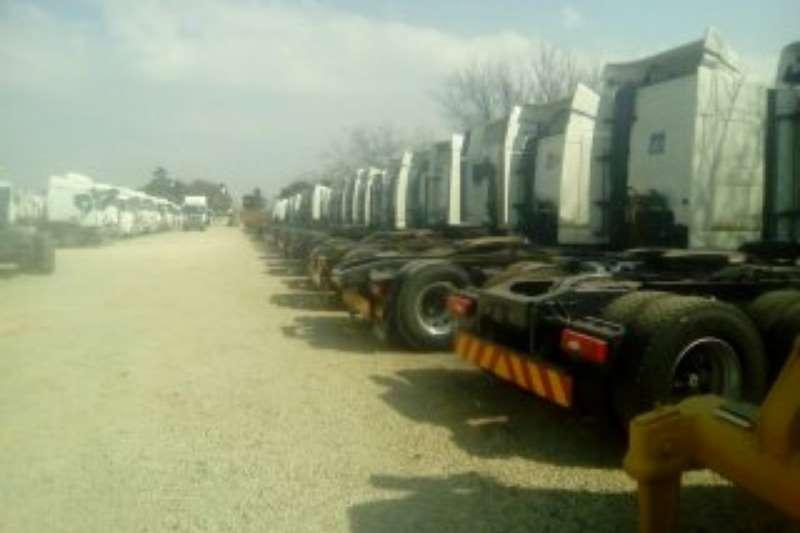 MAN Single axle CLA 15 220 Truck-Tractor