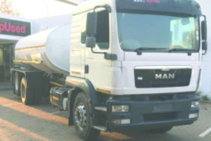 MAN Water tanker TGM 25.280 BL L Truck