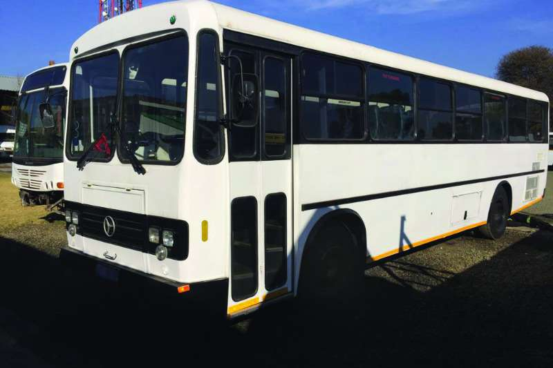 Mercedes Benz 1317 Bus with 50 Seats
