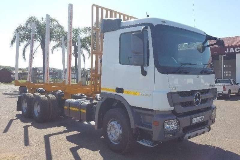 Mercedes Benz 2011 MERCEDES 3350 ACTROS MP3 RIGID WITH
