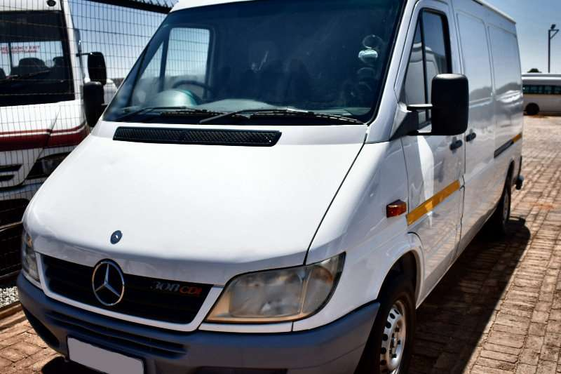 Mercedes Benz 308CDI Panel Van