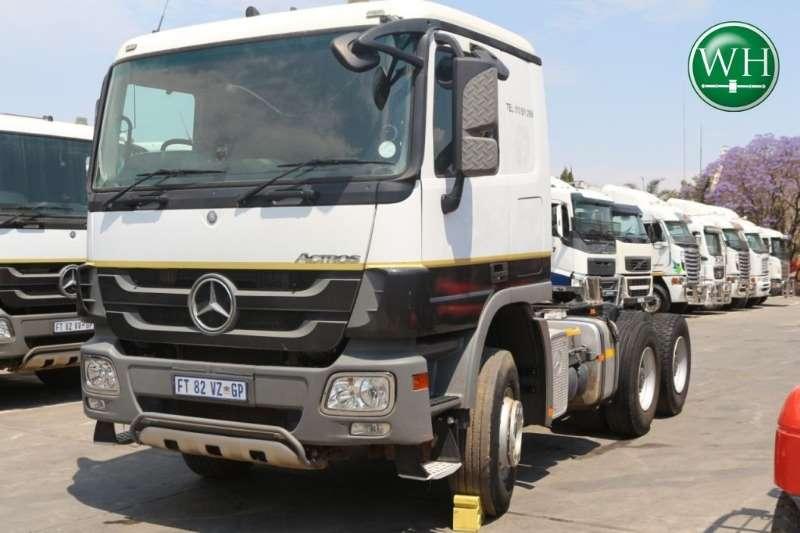 Mercedes Benz Actros 3344S 6x4 Horse
