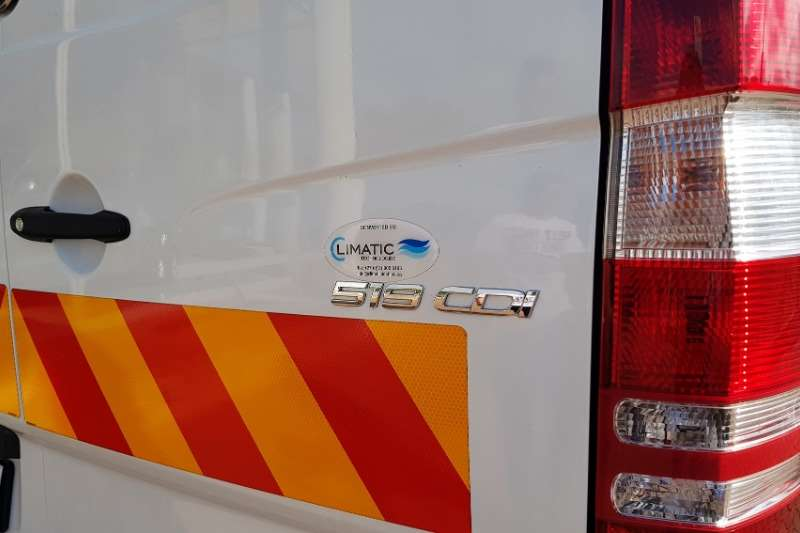 Mercedes Benz 14 seater Sprinter 519 CDI XL Climatic Conversion Buses