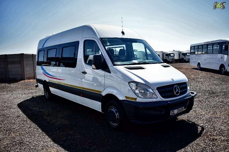 Mercedes Benz 22 seater Sprinter 518CDI Buses