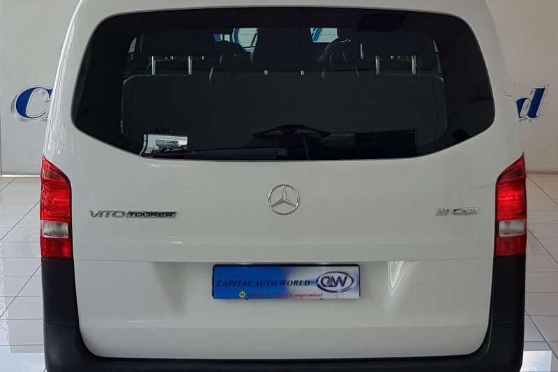 Mercedes Benz 7 seater vito 111 cdi Buses
