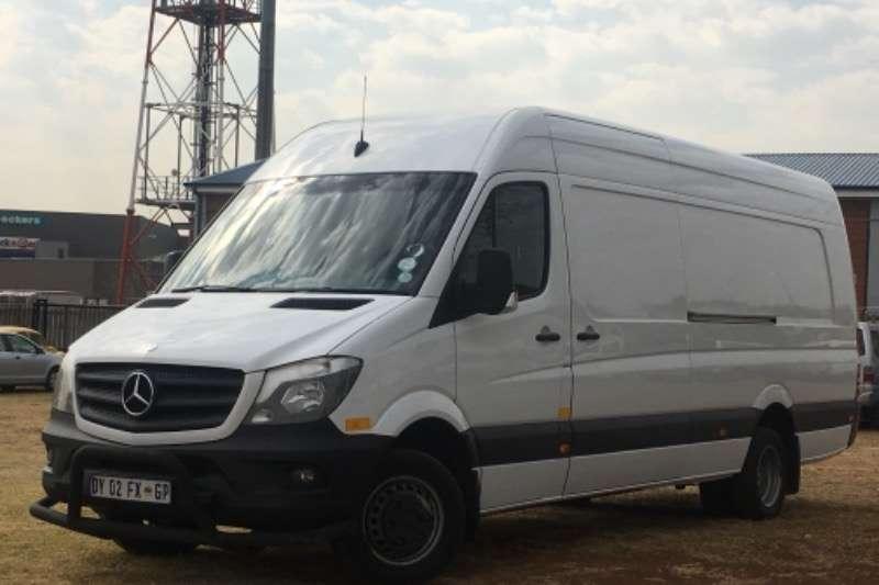 Mercedes Benz Merc 515 CDI PANEL VAN R299000 LDVs & panel vans