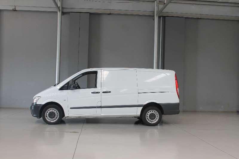 Mercedes Benz Vito113 Cdi Panel Van LDVs & panel vans