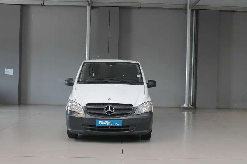 Mercedes Benz Vito 113 Cdi Panel Van LDVs & panel vans