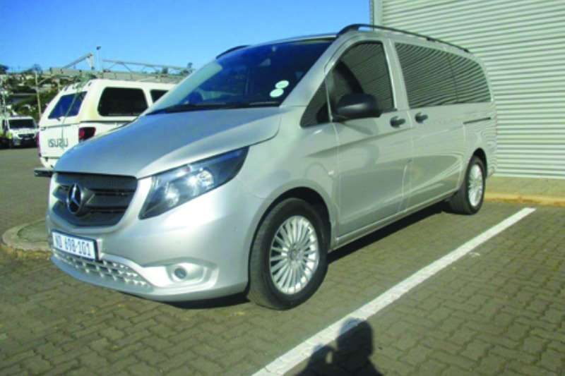 b27d112c447667 2018 Mercedes Benz Vito 119 CDI LDVs   panel vans Trucks for sale in ...