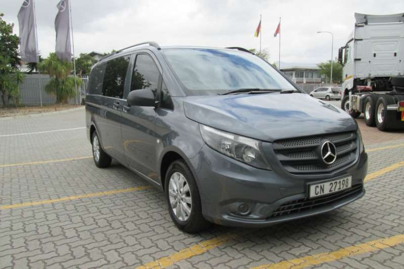 d42e5e8a95e01c 2015 Mercedes Benz Vito Mixto 2015 LDVs   panel vans Trucks for sale ...