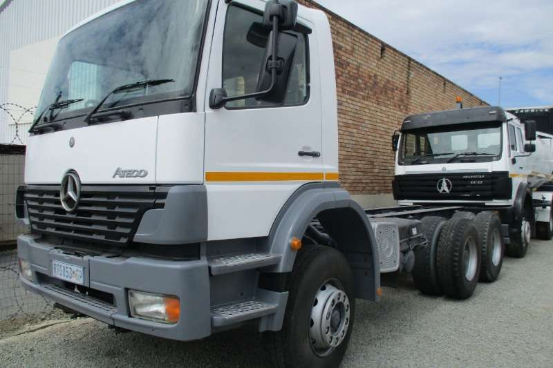 Mercedes Benz 26 28 Atego Chassis cab Truck