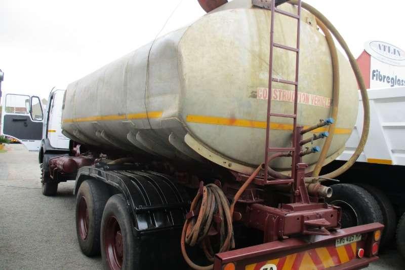 Mercedes Benz 26 28 water Tanker 16000Ltr Truck