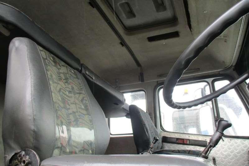 Mercedes Benz 26 35 Powerliner Truck