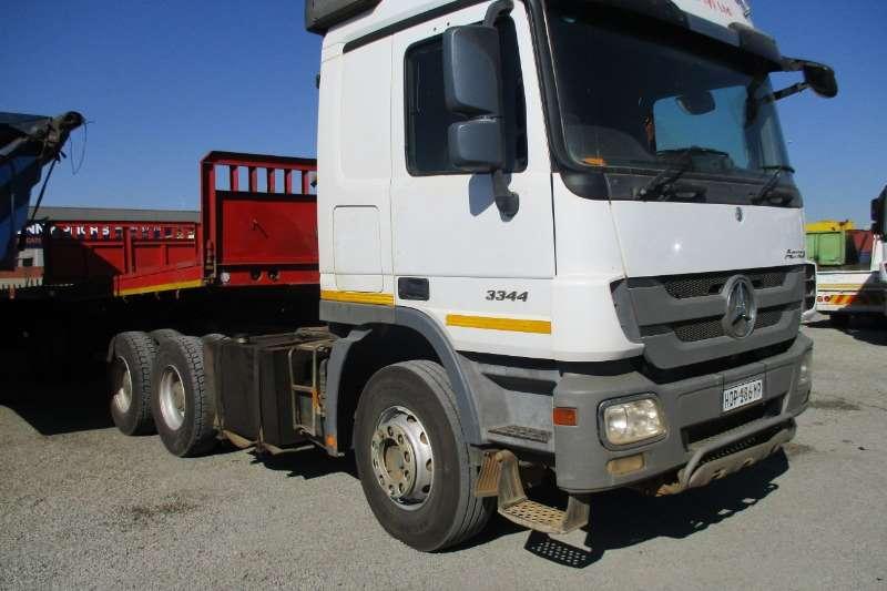 Mercedes Benz Truck Actros 33-44 2013