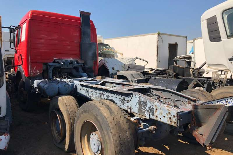 Mercedes Benz Chassis cab 2644 POWERLINER Truck