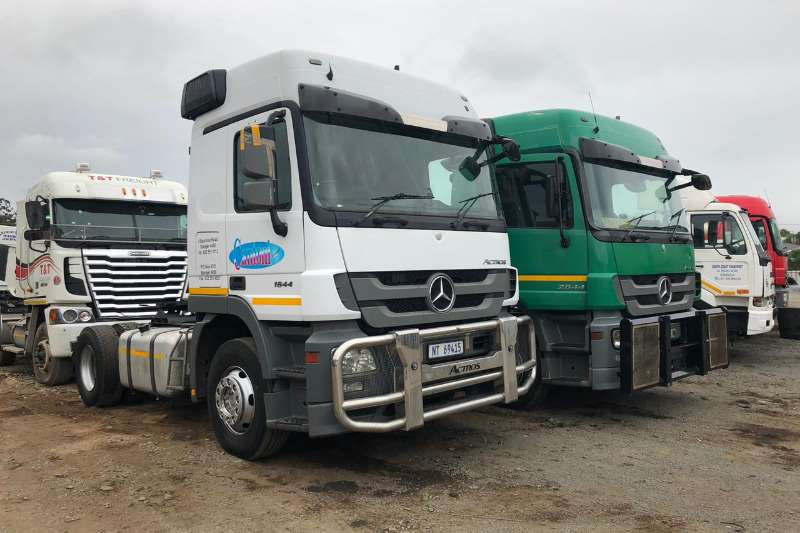 Mercedes Benz Chassis cab ACTROS 2644 AND 1844 Truck