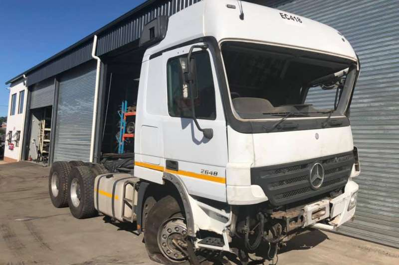 Mercedes Benz Truck Chassis Cab ACTROS 2648 2004
