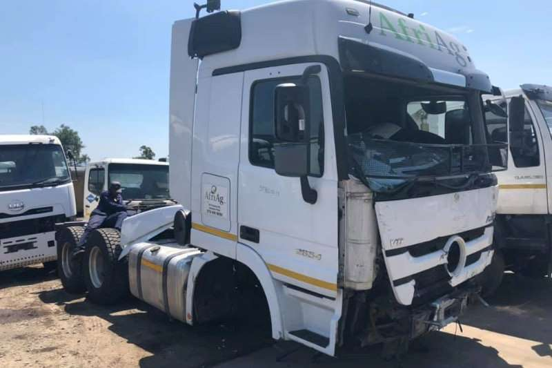 Mercedes Benz Truck Chassis Cab ACTROS 2654 2011