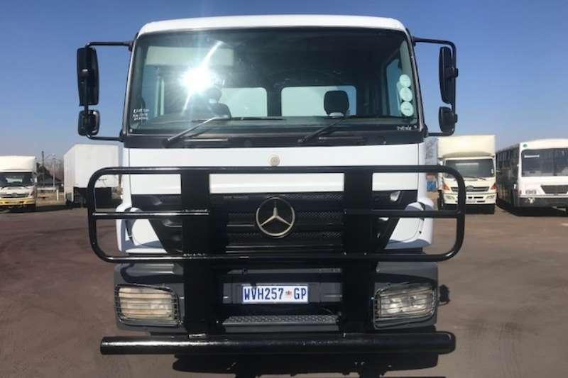 Mercedes Benz Concrete mixer AXOR 2628 CONCRETE MIXER Truck