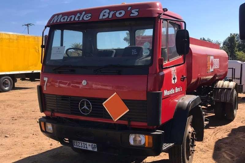 Mercedes Benz Diesel tanker 10 LITRE DIESEL TANKER Truck
