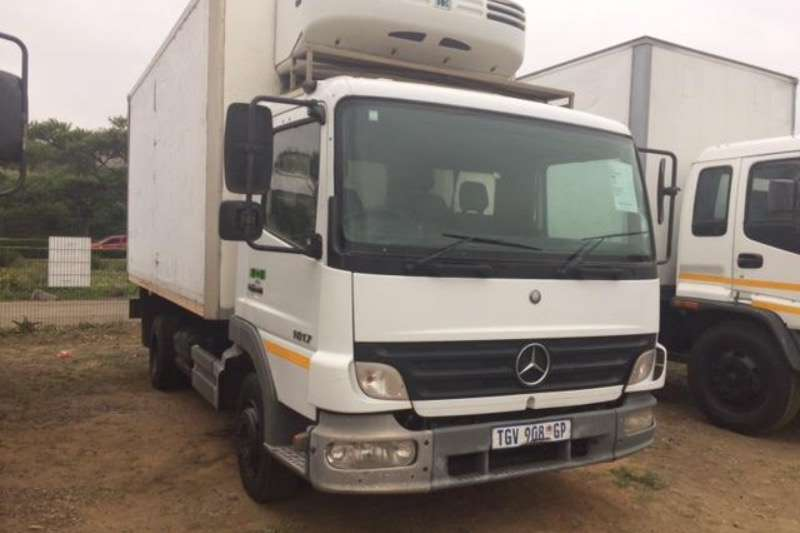 Mercedes Benz Fridge Truck Actross 1017