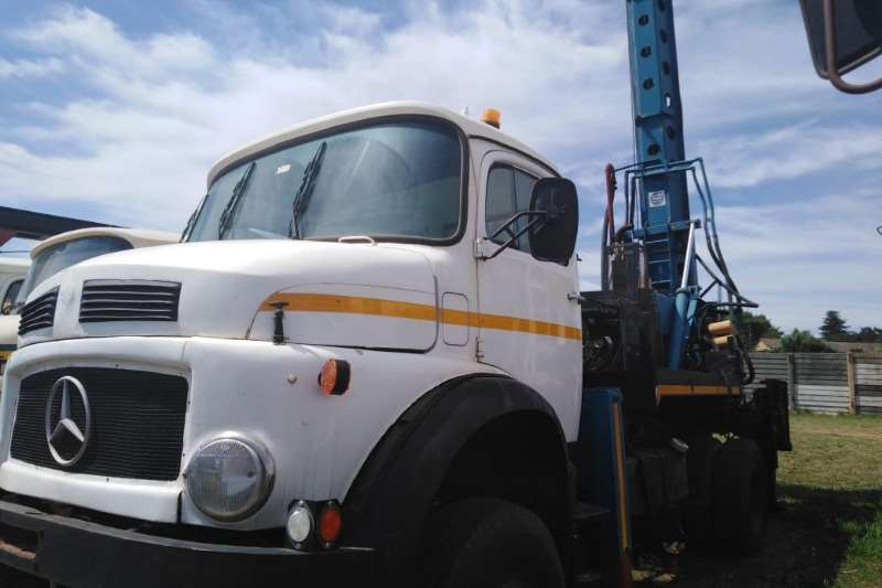 Mercedes Benz Truck Other 1517