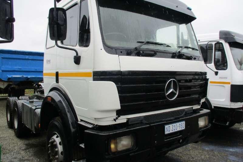 Mercedes Benz Powerliner 26 35 Truck