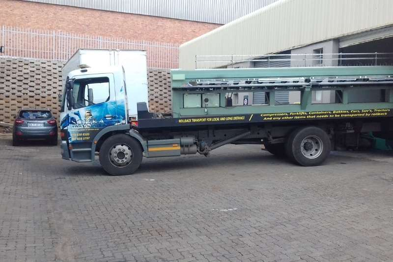 Mercedes Benz Roll back 8TON ROLLBACK FOR HIRE Truck
