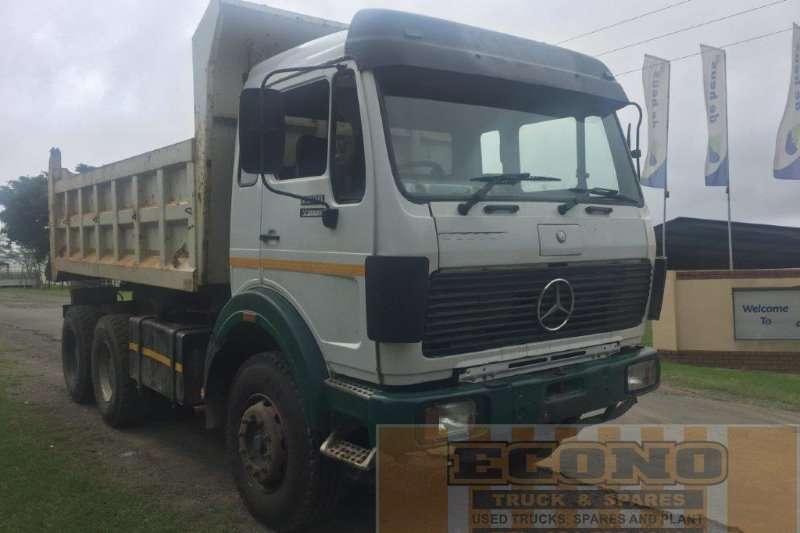Mercedes Benz Tipper 2628 Truck