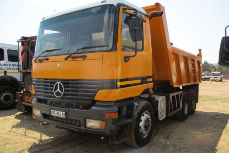 Mercedes Benz Tipper M/BENZ ACTROS 3331 10 CUBE TIPPER   NON RUNNER Truck