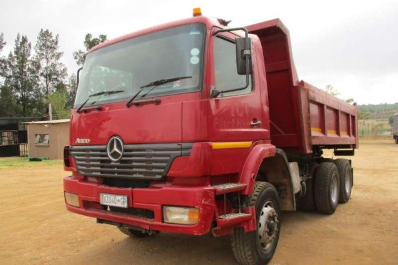 Mercedes Benz Truck Tipper M/BENZ ATEGO 2628 10 CUBE TIPPER
