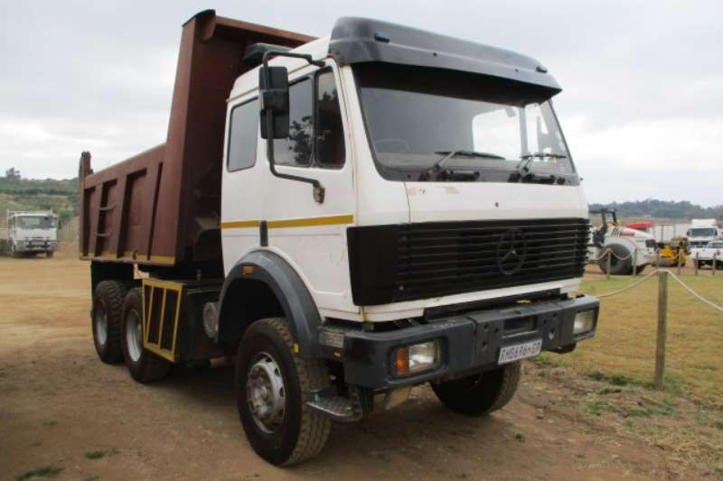 Mercedes Benz Truck Tipper M/BENZ POWERLINER 2435 10 CUBE TIPPER