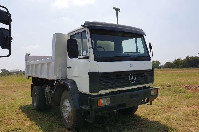 Mercedes Benz Truck Tipper Merc Benz econoliner 1617 6m3